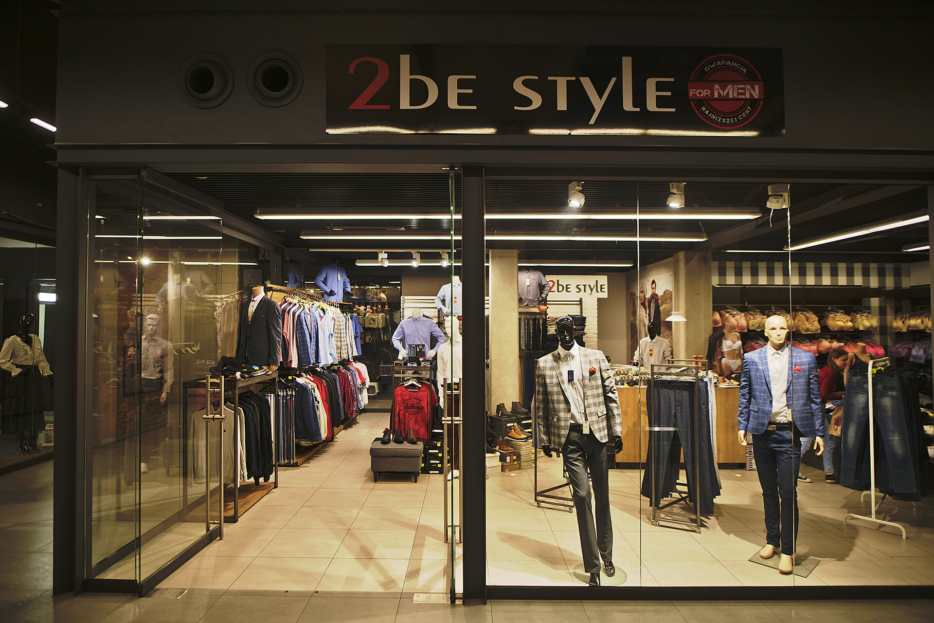 2be style for men