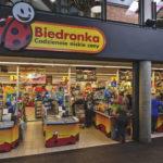 Biedronka - sklepy w CH Huta